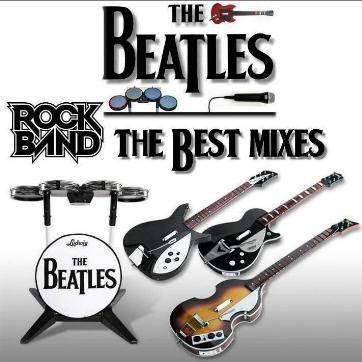BEATLES: Rockband's Best Mixes (2011)